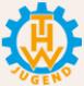 Logo THW Jugend