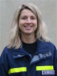 Jugendbetreuerin Nicole Markert