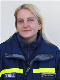 Jugendbetreuerin Anja Scholz