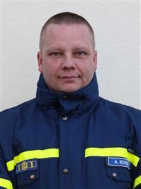 Ortsbeauftragter André Scholz