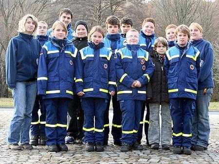 Bild der Jugendgruppe